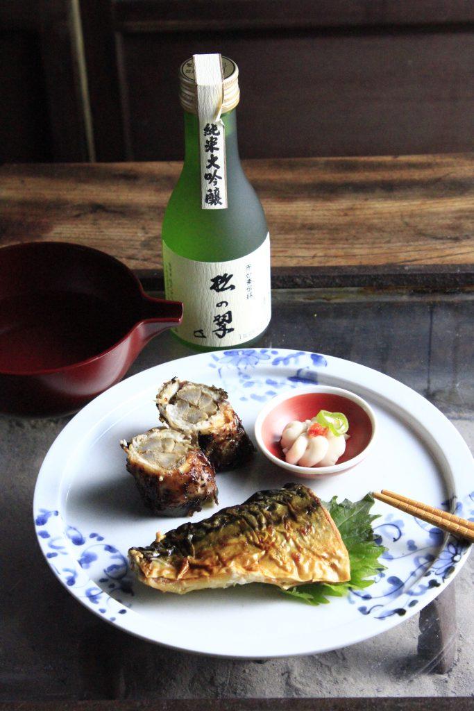 京都町家で錦市場食材晩酌を