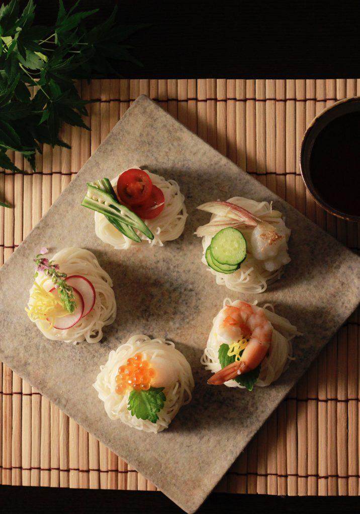 彩り素麺アイキャッチ写真①