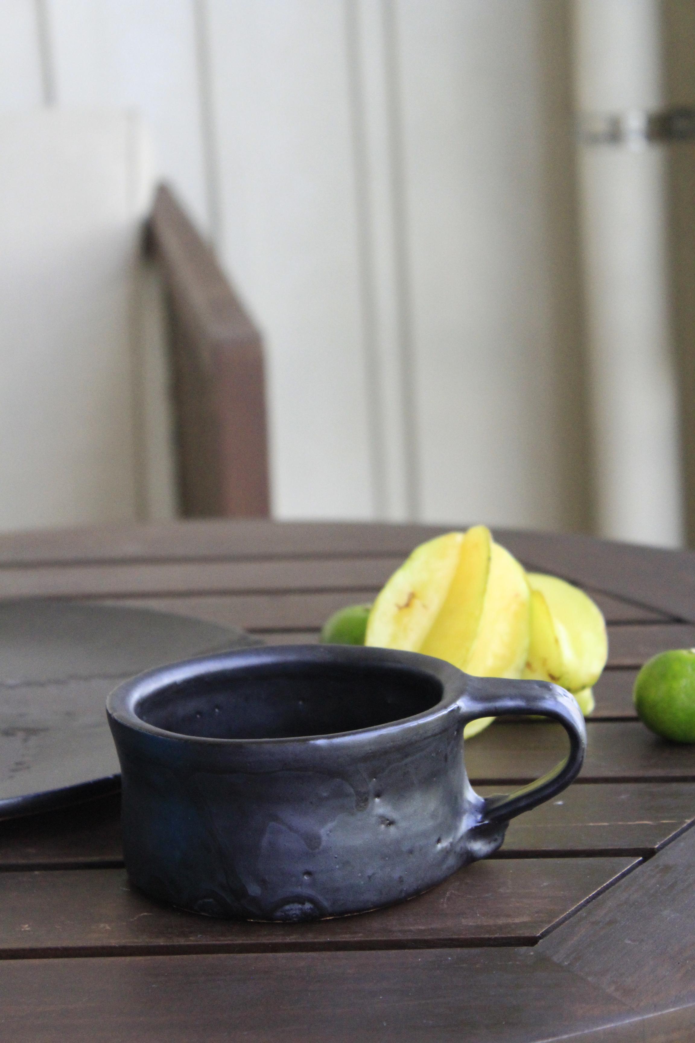 大嶺工房のスープカップ