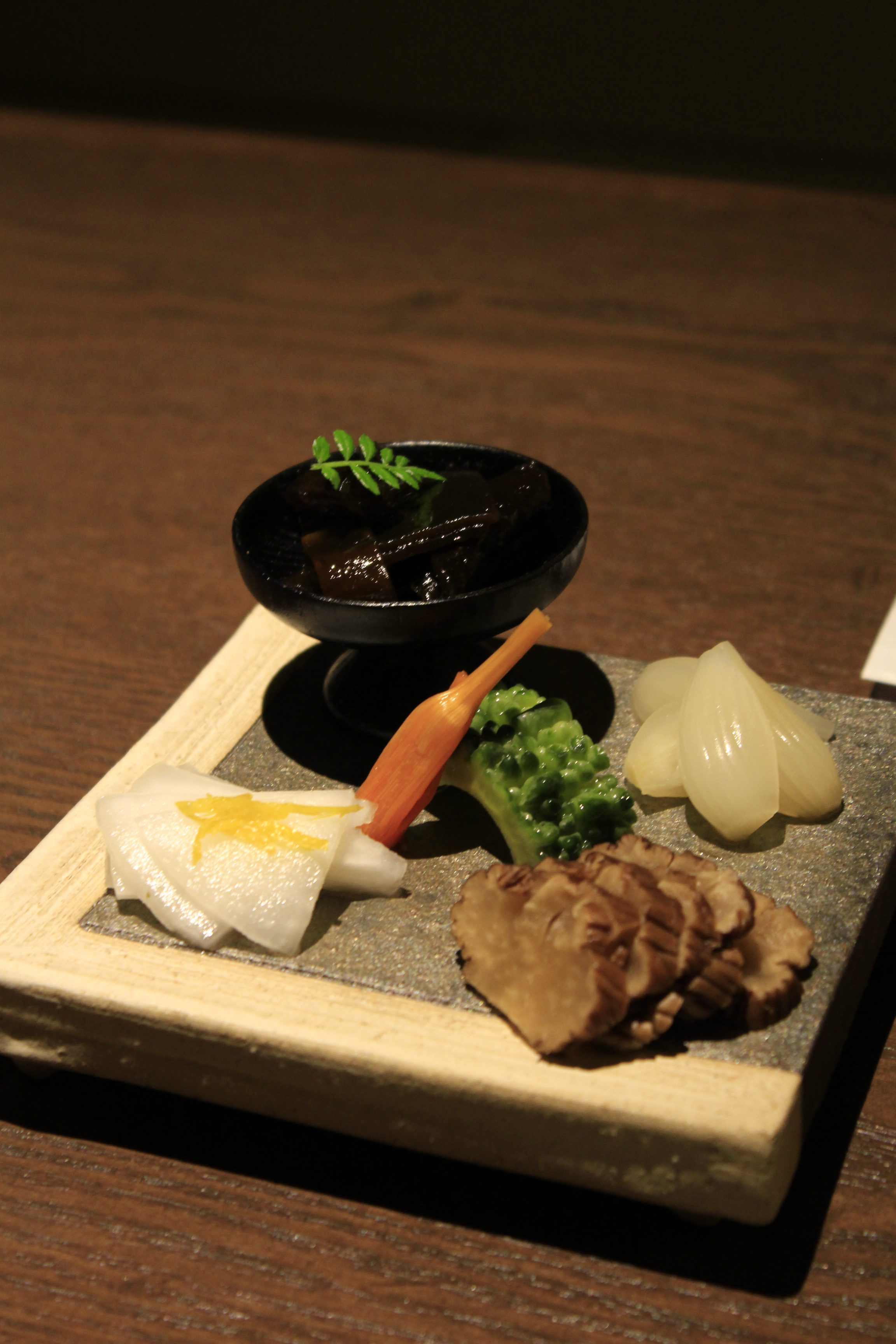 沖縄料理前菜
