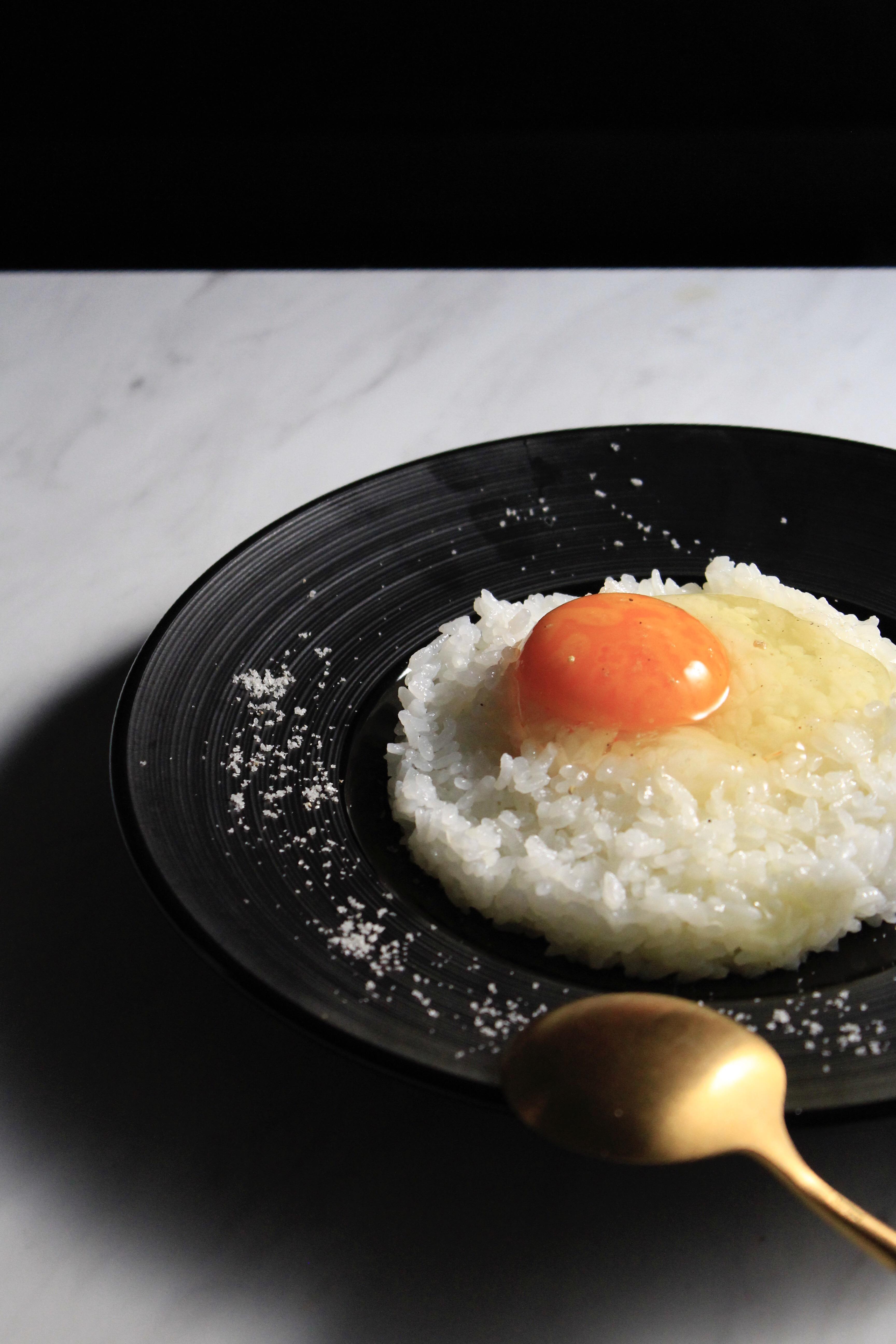 ②大人の卵かけご飯