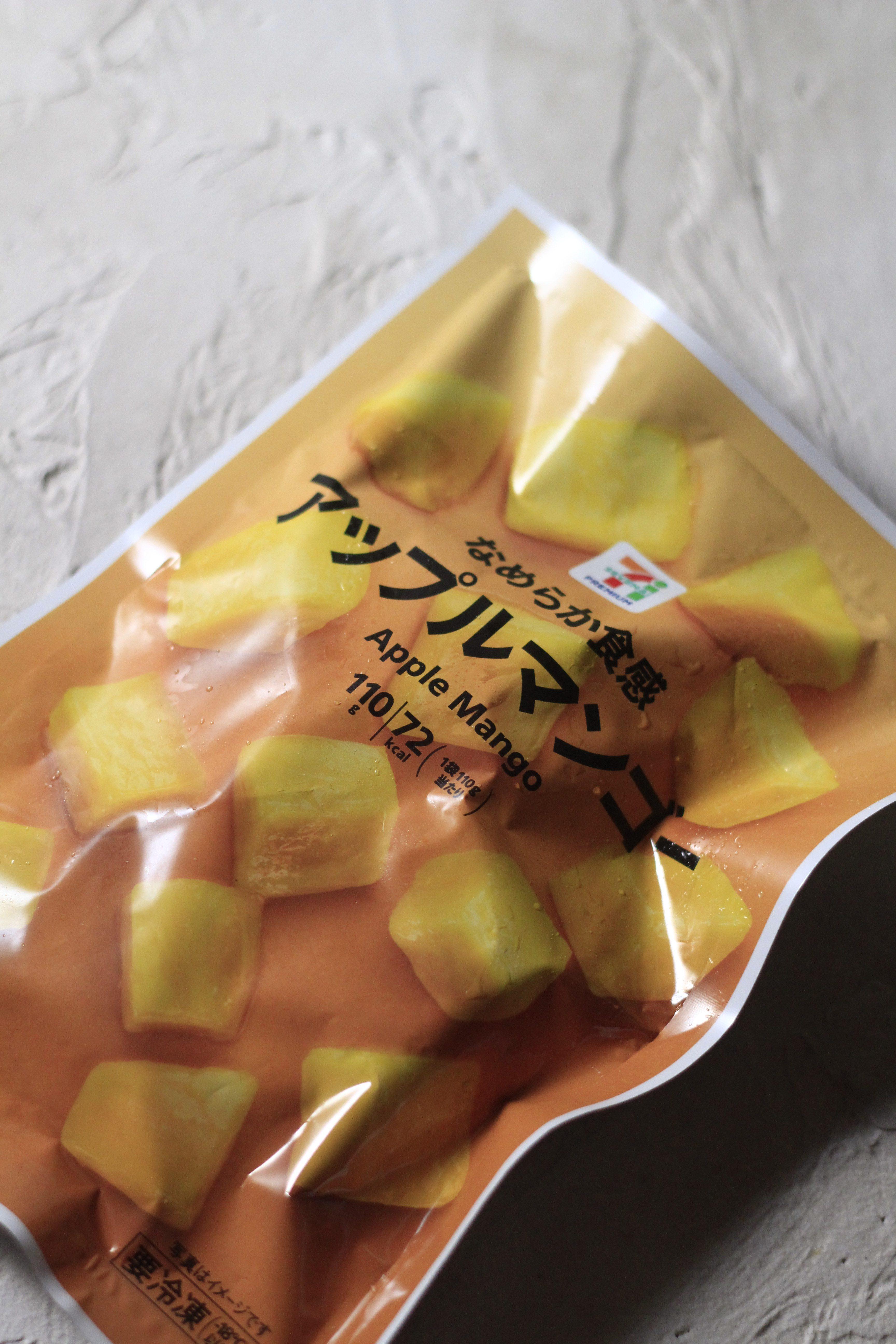 杏仁豆腐宝石盛り③